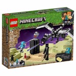 Minecraft - LEGO The End Battle - Packshot 6
