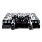 PlayStation 4 Console Decals - Metal Knots - Packshot 2