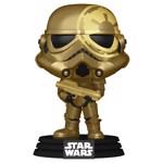 Star Wars - Stormtrooper Imperial Sigil Gold Wondercon 2021 Pop! Vinyl Figure - Packshot 1