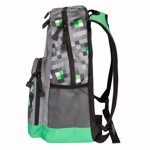 Minecraft - Emerald Survivalist Backpack - Packshot 2