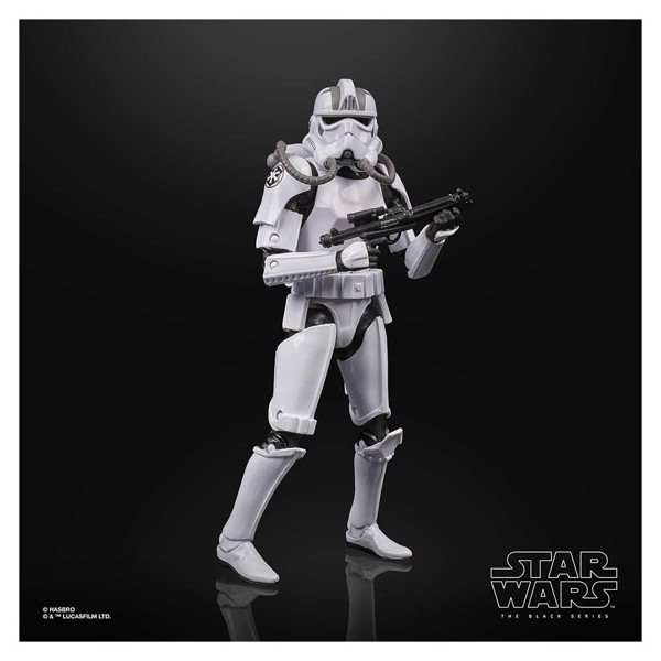 Star Wars - The Black Series Gaming Greats Imperial Rocket Trooper Figure - Packshot 4