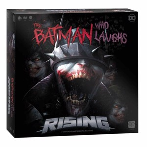 DC Comics - The Batman Who Laughs Rising Board Game