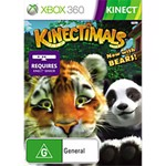 Kinectimals With Bears! - Packshot 1