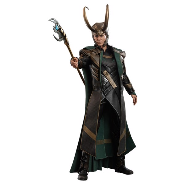 "Marvel - Avengers: End Game - Loki 1:6 Scale 12"" Action Figure - Packshot 1"