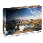 Stephen Wilkes - Serengeti Day-To-Night 1000-Piece Jigsaw Puzzle - Packshot 1