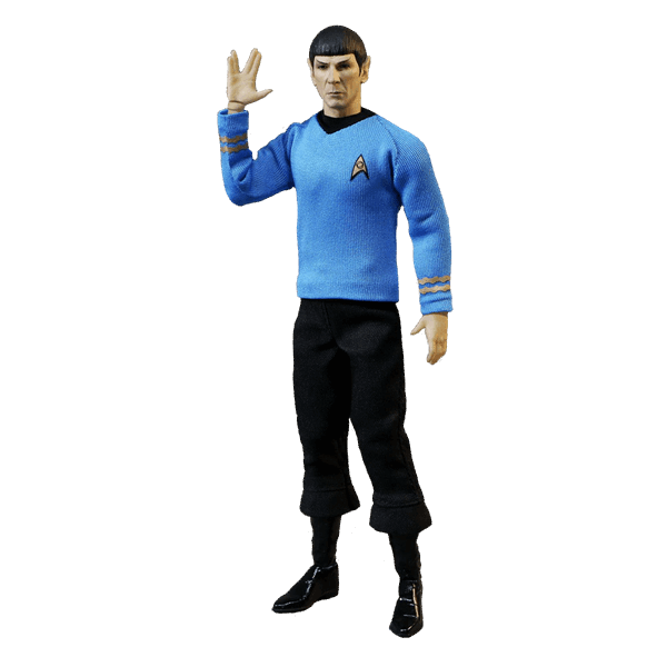 Star Trek - Original Series - Spock One:12 Collective Figure - Packshot 1