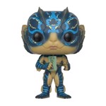 The Shape of Water - Amphibian Man with Card Pop! Vinyl Figure - Packshot 1