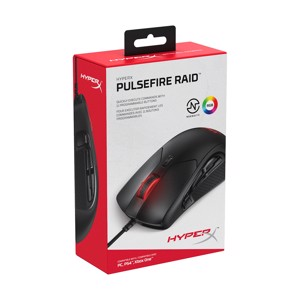 HyperX Pulsefire Raid Gaming Mouse - PC
