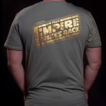 Star Wars - Empire Strikes Back 40th Anniversary Boba Green T-Shirt - M - Packshot 4