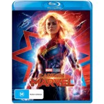 Marvel - Captain Marvel Blu-ray - Packshot 1