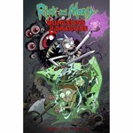 Rick and Morty - Rick and Morty vs. Dungeons & Dragons Graphic Novel - Packshot 1