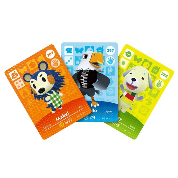 Animal Crossing - amiibo Cards Series 3 - Packshot 2