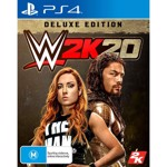 WWE 2K20 Deluxe Edition - Packshot 1