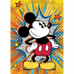 Disney - Classic Mickey Mouse Ravensburger 1000-Piece Puzzle - Packshot 2