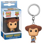 Disney - Toy Story 4 - Woody Pocket Pop! Keychain - Packshot 1