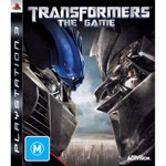 Transformers: The Game - Packshot 1