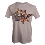 Marvel - Guardians of The Galaxy - Groot and Rocket T-Shirt - S - Packshot 1