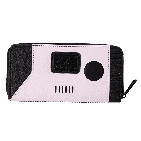 Star Wars - First Order Stormtrooper Loungefly Wallet - Packshot 1