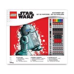Star Wars - LEGO Stationery Set with Notebook - Packshot 1