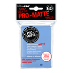 Ultra Pro - 60 Deck Protector Sleeves - Matte Clear - Small Size - Packshot 1