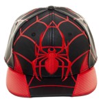Marvel - Spider-Man: Into the Spider-Verse - Miles Morales Suit Cap - Packshot 1