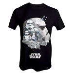 Star Wars - Stormtrooper Collage T-Shirt - Packshot 1