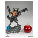 Marvel - Guardians of the Galaxy - Rocket Racoon Premium Format Figure - Packshot 6