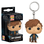 Harry Potter - Fantastic Beasts - Newt Pocket Pop! Vinyl Keychain - Packshot 1