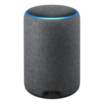 Amazon Alexa Echo Plus - Charcoal - Packshot 2