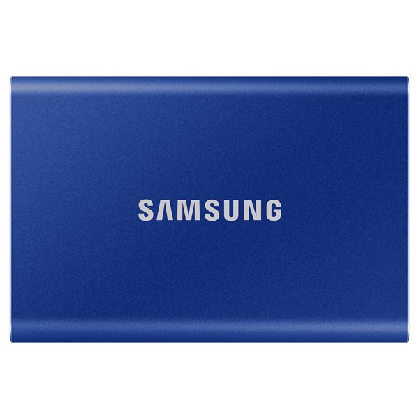 Samsung Portable SSD T7 500GB Solid State Drive - Packshot 1