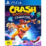 Crash Bandicoot 4: It's About Time - Packshot 1