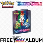 Pokemon - TCG - Sword & Shield Collectors Oversized GX Album - Bonus 2