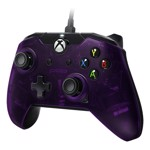Xbox One Wired Controller Purple - Packshot 1