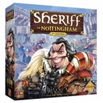 Sheriff of Nottingham Board Game - Packshot 1