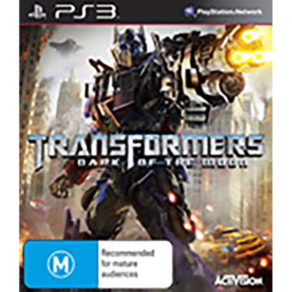 Transformers: Dark of the Moon - Packshot 1