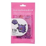 Pokemon - Ditto & Gengar 116 Nano-beads - Packshot 1