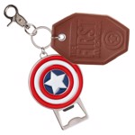 Marvel - Captain America - Shield Bottle Opener Keychain - Packshot 1