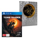 Shadow of the Tomb Raider Steelbook Edition  - Packshot 1