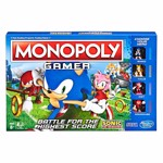 Monopoly Gamer Sonic the Hedgehog - Packshot 1