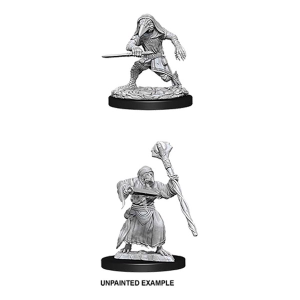Dungeons & Dragons - Nolzur's Marvelous Miniatures - Kenku Adventures - Packshot 1