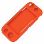 @Play Nintendo Switch Lite Silicon Case - Orange - Packshot 1