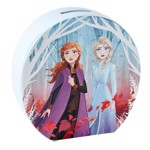 Disney - Frozen II - Anna and Elsa Coin Bank - Packshot 1