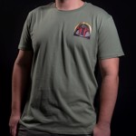 Star Wars - Empire Strikes Back 40th Anniversary Boba Green T-Shirt - M - Packshot 3