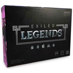 Exiled Legends Board game - Packshot 1