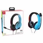 Nintendo Switch PDP Gaming LVL40 Wired Stereo Headset - Colour Block - Packshot 6