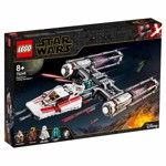 Star Wars - LEGO Resistance Y-Wing Starfighter - Packshot 4