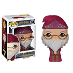 Harry Potter - Albus Dumbledore Pop! Vinyl Figure - Packshot 1
