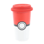 Pokemon - Pokeball Ceramic Travel Mug - Packshot 1