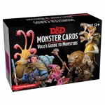 Dungeons & Dragons - Spellbook Cards Volo's Guide to Monsters Deck - Packshot 1