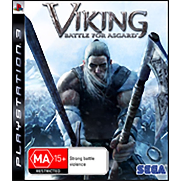 Viking: Battle for Asgard - Packshot 1